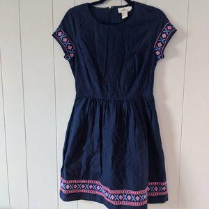 Vineyard Vines Embroidered Dress